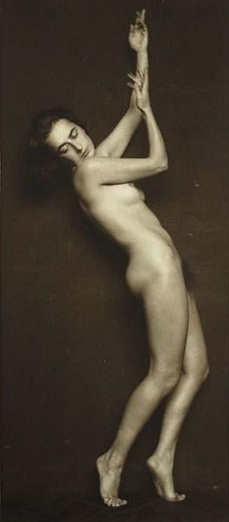 Trude Fleischmann un nu Claire Bauroff, vers 1925-1926