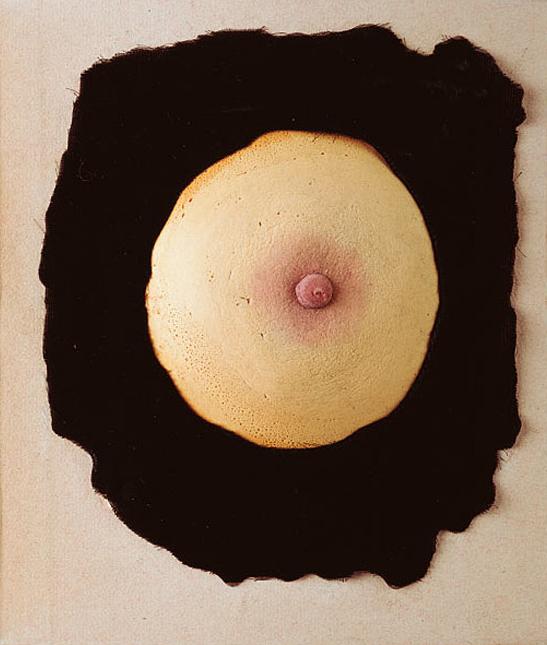 Marcel Duchamp- Prière de toucher, 1947