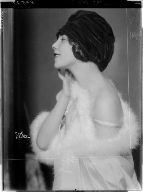 Madame D'Ora - Tilly Losch, 1926