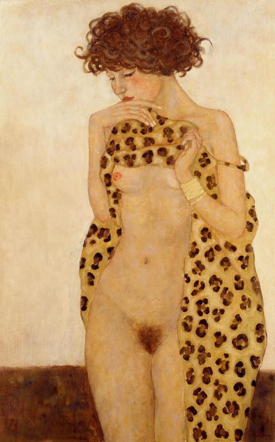 Xi  Pan-Golden Nude 2008