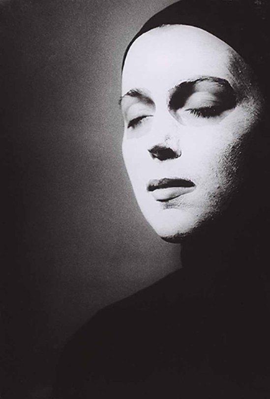 Zdzisław Beksiński- portrait 1957