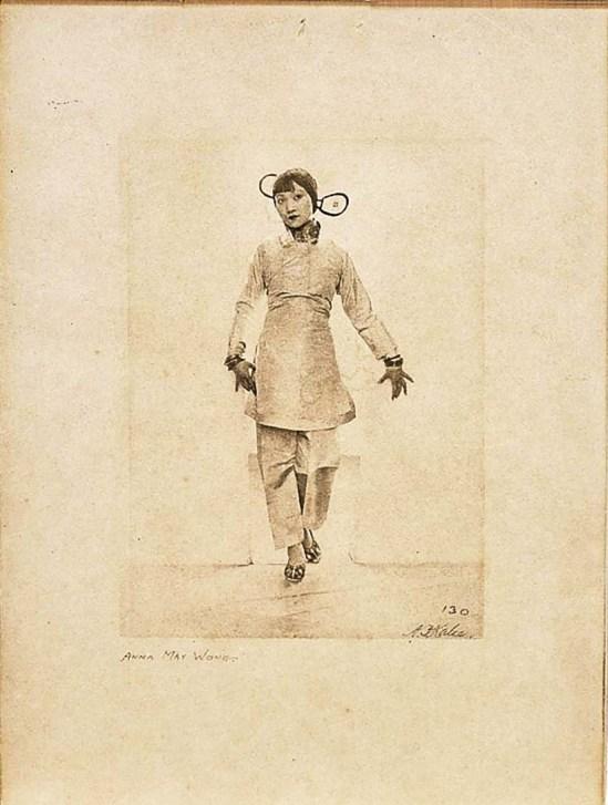 Arthur F. Kales. Anna May Wong in Thief of Bagdad 1924