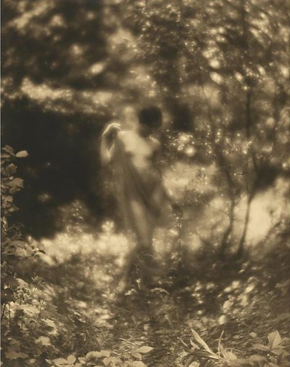 Charles J. Cook- Nude, 1910