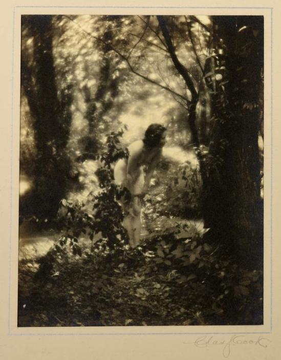 Charles J. Cook - Nude, 1920
