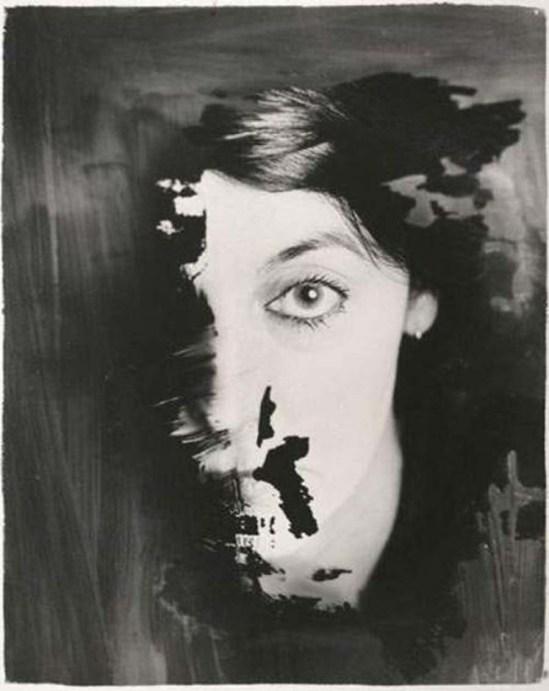 David Seidner - Annette Messager, 1988