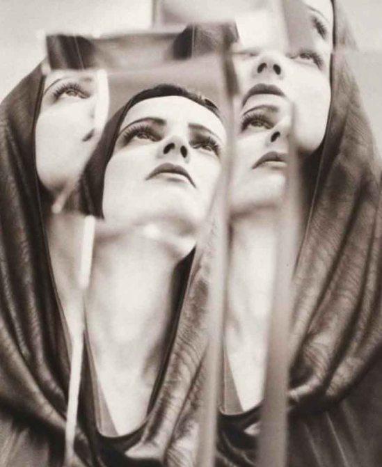 David Seidner - Betty Lago. Azzedine Alaïa, 1986