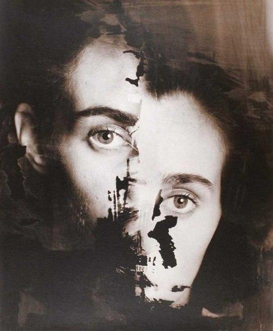 David Seidner -Celina Fisher von Czettritz,  1988