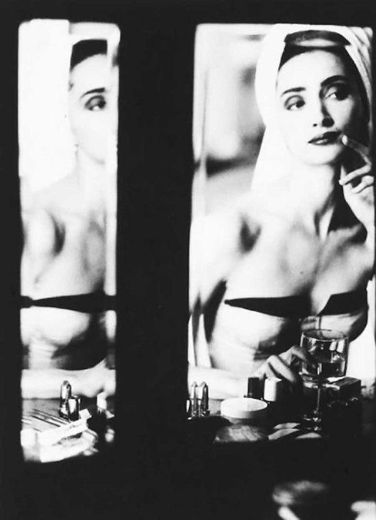 David Seidner, Dragana Kunjadik, 1988