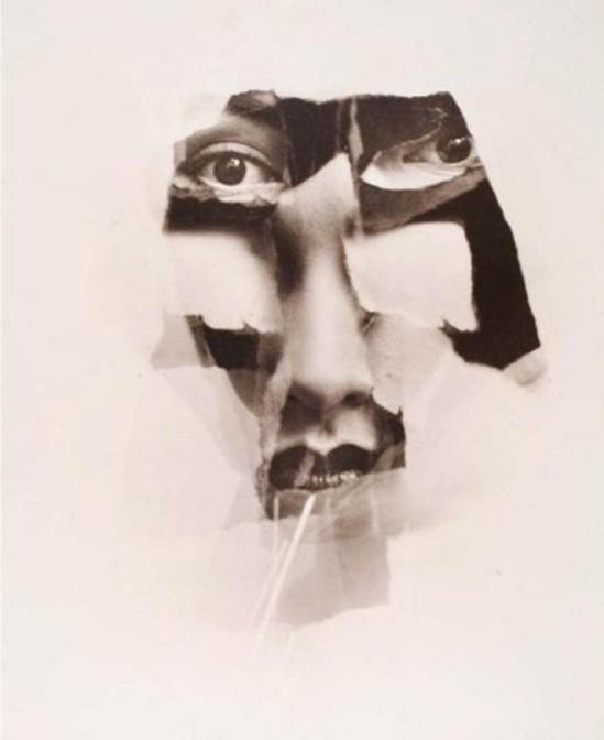 David Seidner- Mask, 1987