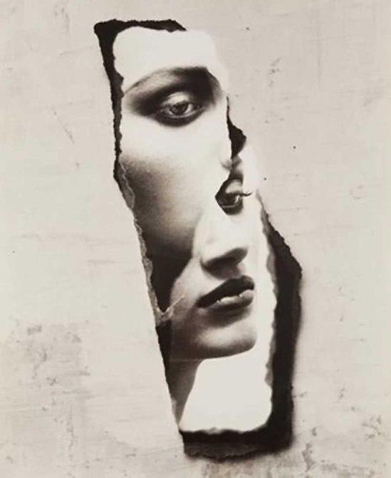 David Seidner, Thérèse Bachy, Vogue France, 1987