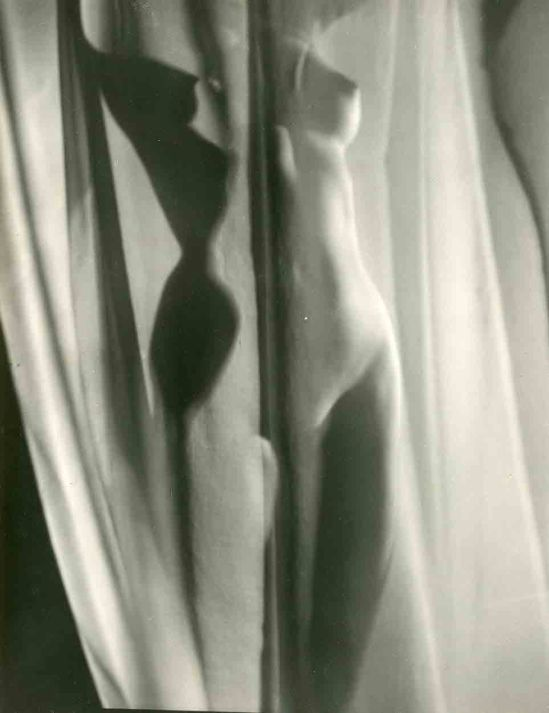 Ferenc Berko- Untitled Nude,  1930