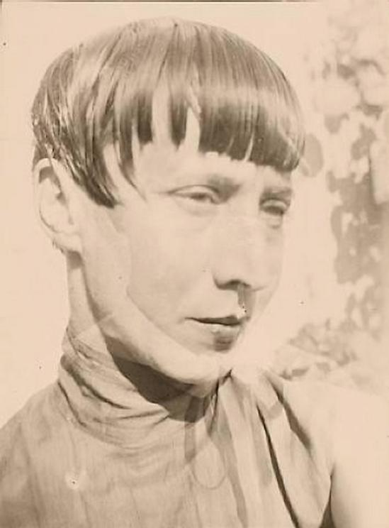 Hannah Höch Portrait 1925-30