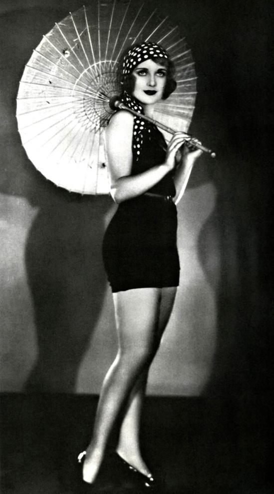 James Abbe - Carole Lombard, 1921
