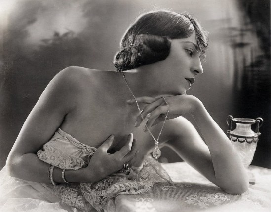 James Abbe - Dora Ford, 1920