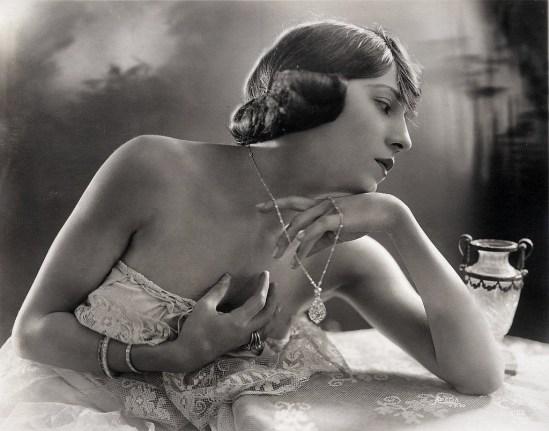 James Abbe - Dora Ford, 1920