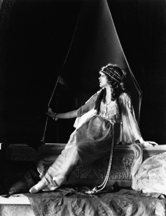 James Edward Abbe  Mary Pickford as Amanda Afflick in Suds, Hollywood, January 7, 1920. Dress designed by by Adele Crinley