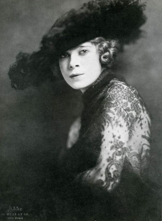 James Edward Abbe Portrait of Mae West,  1916 -18