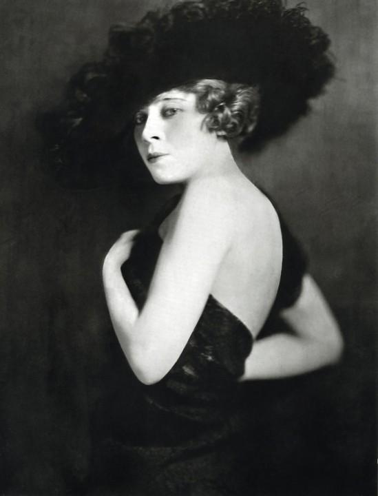 James Edward Abbe Portrait of Mae West,  1916
