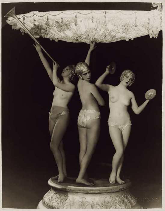 John De Mirjian- flapper showgirls. 1920s