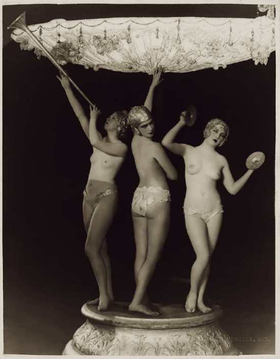 John De Mirjian- flapper showgirls. 1920s