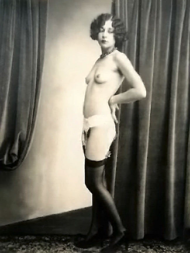 Albert Arthur Allen- Sex Appeal; Series I-IV,1924