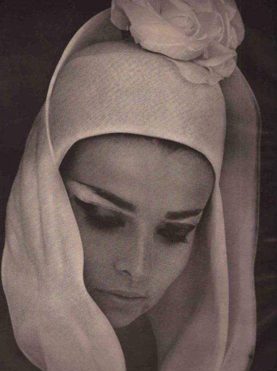 Saul Leiter- Fashion Editorial,  1962