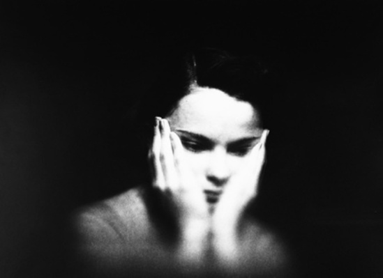 Saul Leiter- Jean Pearson, 1948