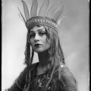 Alexander Bassano - Christine Silver as Titania in 'A Midsummer Night's Dream, 1913