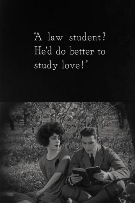 Alla Nazimova and Rudolph Valentino- In Camille, 1921, directed directed by Ray C.Smallwood, , photography  Arthur Rice