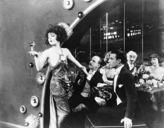 Alla Nazimova and Rudolph Valentino- In Camille, 1921, directed directed by Ray C.Smallwood, , photography Arthur F Rice