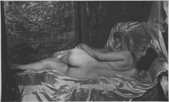 Emilio Sommariva Nudo femminile, Milan, Italia, 1916 - 1924