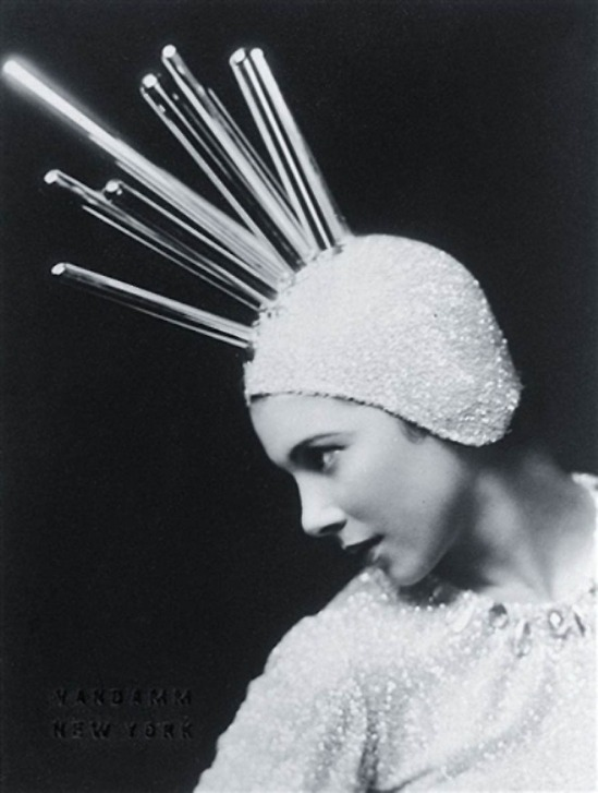 Florence Vandamm Tilly Losch, New York, 1931