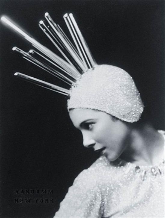 Florence Vandamm Tilly Losch, New York, 1931