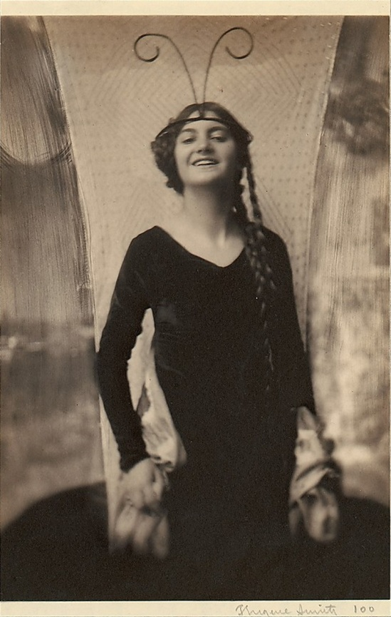 Franck Eugene-Fritzi von Derra - The Exotic Dancer,1900