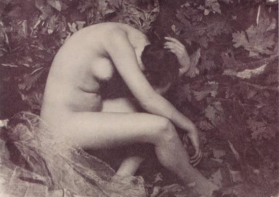 Franck Eugene - La Cigale, 1904