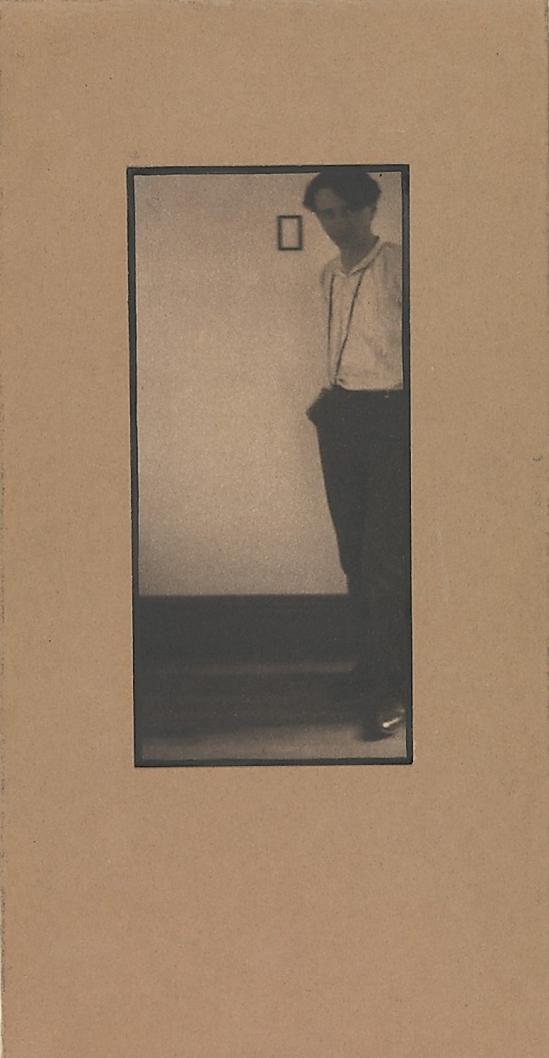 Franck Eugene-Self-portrait, 1899