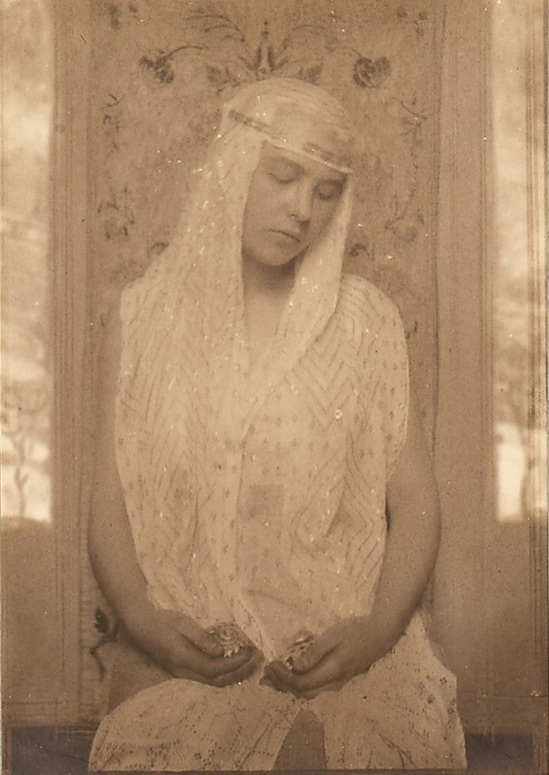 Franck Eugene- The Oriental Bride 1900's
