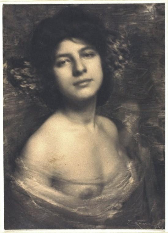 Frank Eugene - Hortensia, 1910