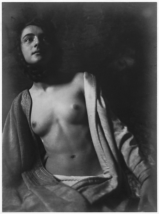 Frank Eugene -Nude Study, 1900s