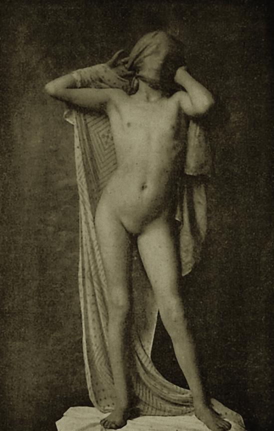 Frank Eugene- Nude study, 1900s