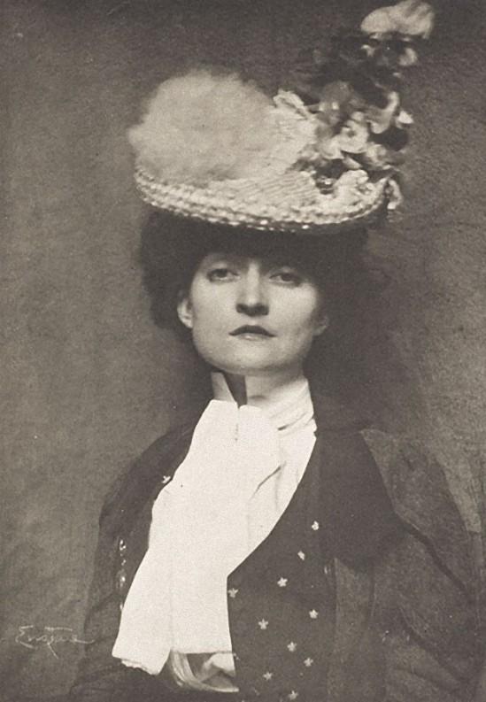 Frank Eugene - Portrait, 1910