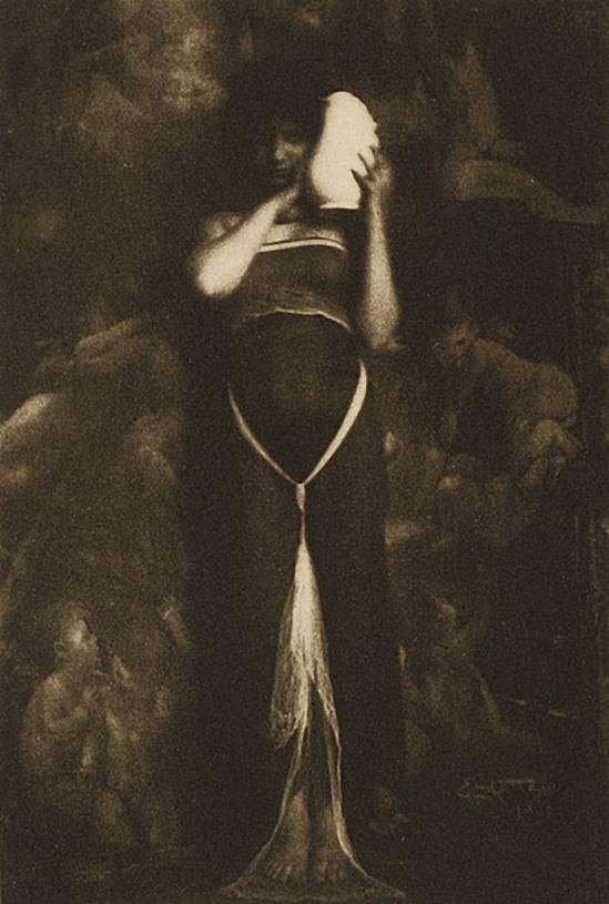 Frank Eugene - Rebeacca, 1910