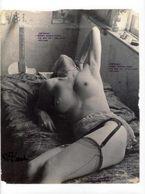 Gerard Pietrus Fieret - Untitled, 1971 p01