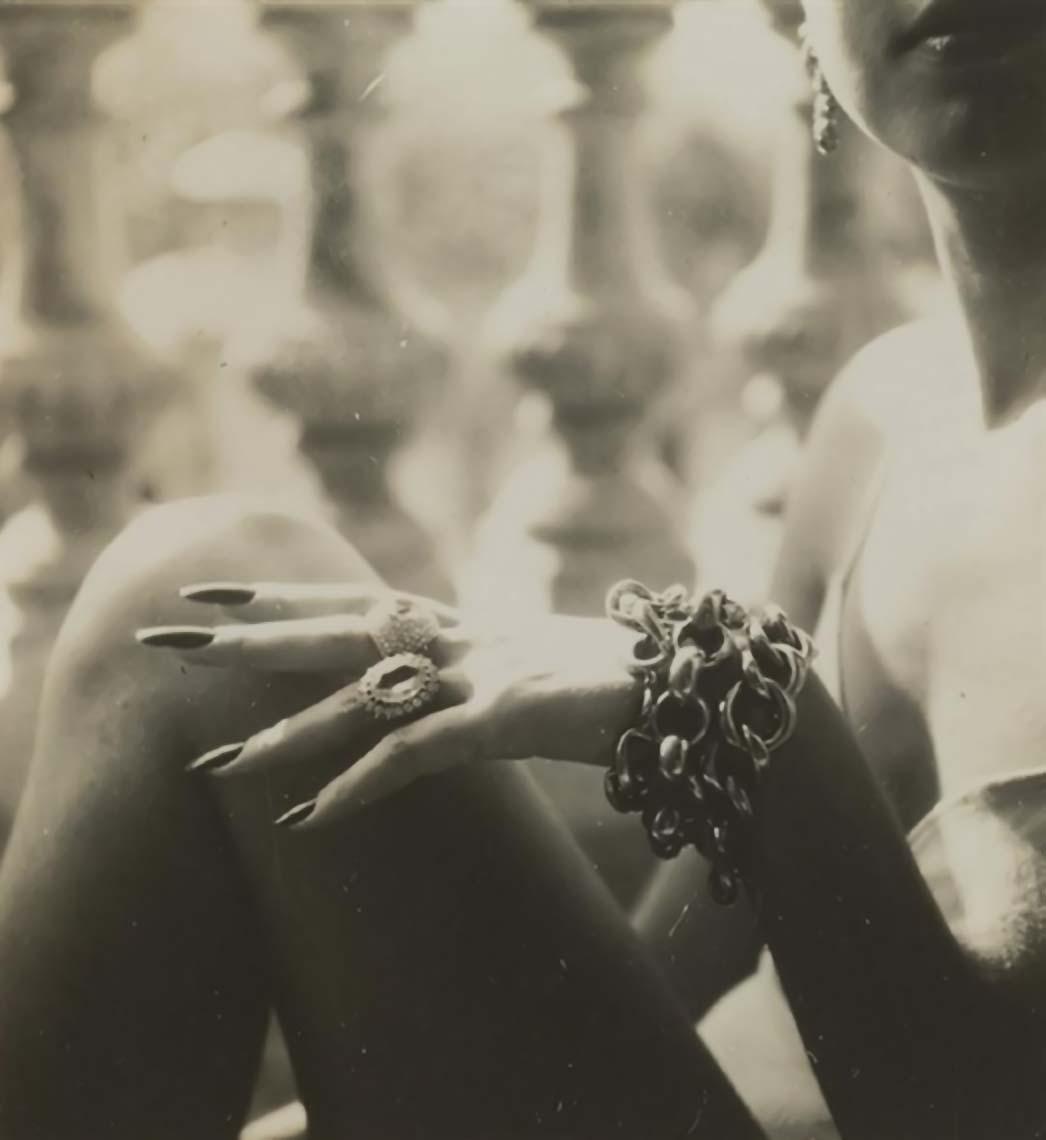 Jacques Henri-Lartigue- Florette à Cannes, 1942