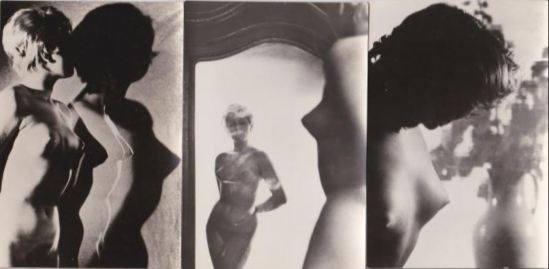 Jaroslav Vávra -untitled nude, 1969 Fom Akty, 1969