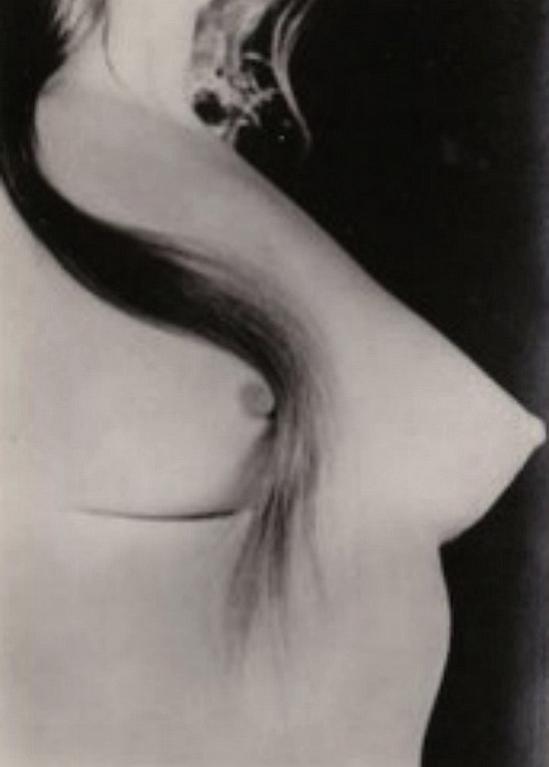 Jaroslav Vávra -untitled nude, 1969
