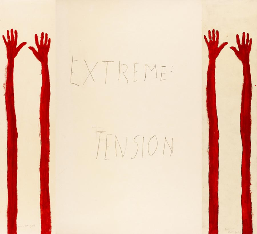 Louise Bourgeois– Extrême Tension, 2007