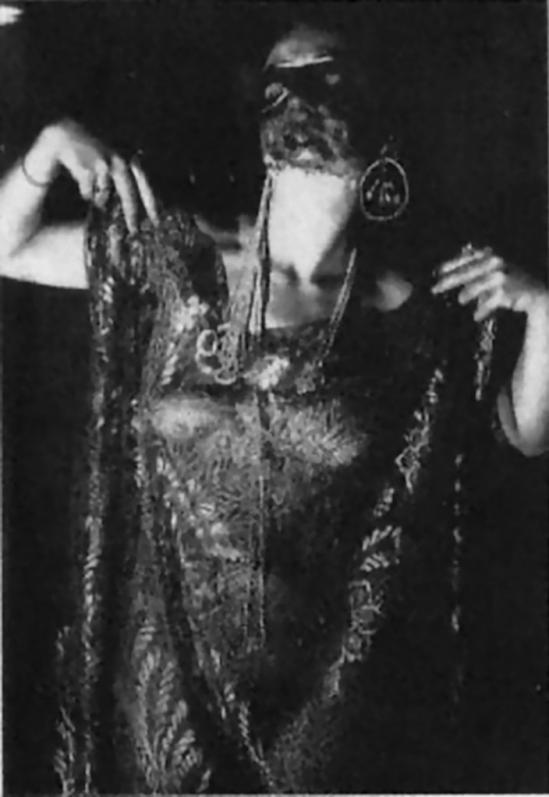 Marta Astfalck- Vietz- Experimental dance, Berlin, 1931