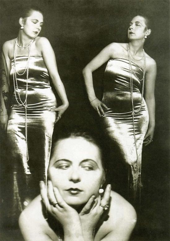 Marta Astfalck-Vietz, No.20 Self-Portrait, no date