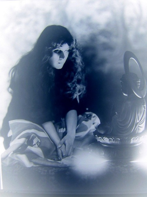 Walter Frederick Seely -Theda Bara, in The Soul of Buddha, 1918